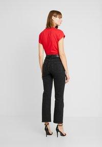 Tomorrow - MARSTON ORIGINAL - Flared Jeans - black - 2