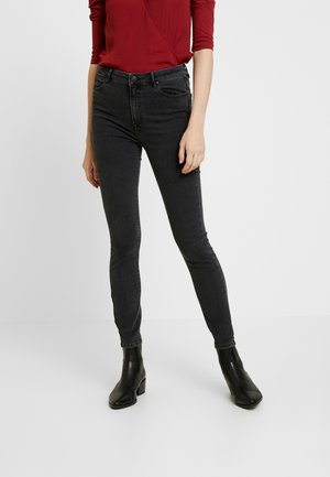BOWIE CROPPED  - Jeans Skinny Fit - charcoal grey