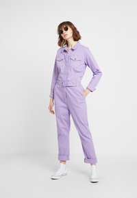 Tomorrow - LINCOLN TRACK SUIT - Overal - dusty lilac - 1