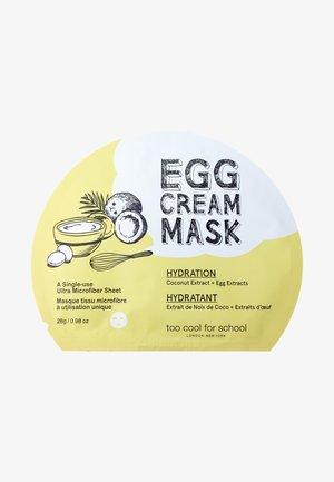 EGG CREAM MASK HYDRATION 28G - Gesichtsmaske - -