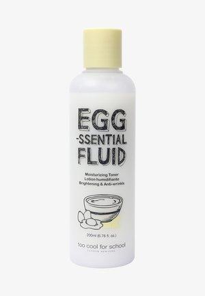EGG-SSENTIAL FLUID 200ML - Gesichtswasser - -
