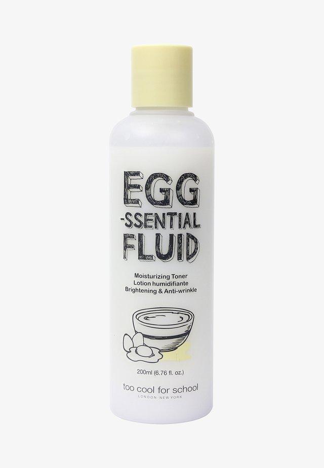 EGG-SSENTIAL FLUID - Gesichtswasser - -