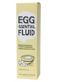 too cool for school - EGG-SSENTIAL FLUID 200ML - Gesichtswasser - - - 1