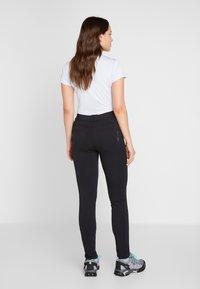 Torstai - Trousers - black - 2