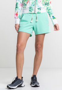 Torstai - MADIKERI - Sports shorts - green - 0