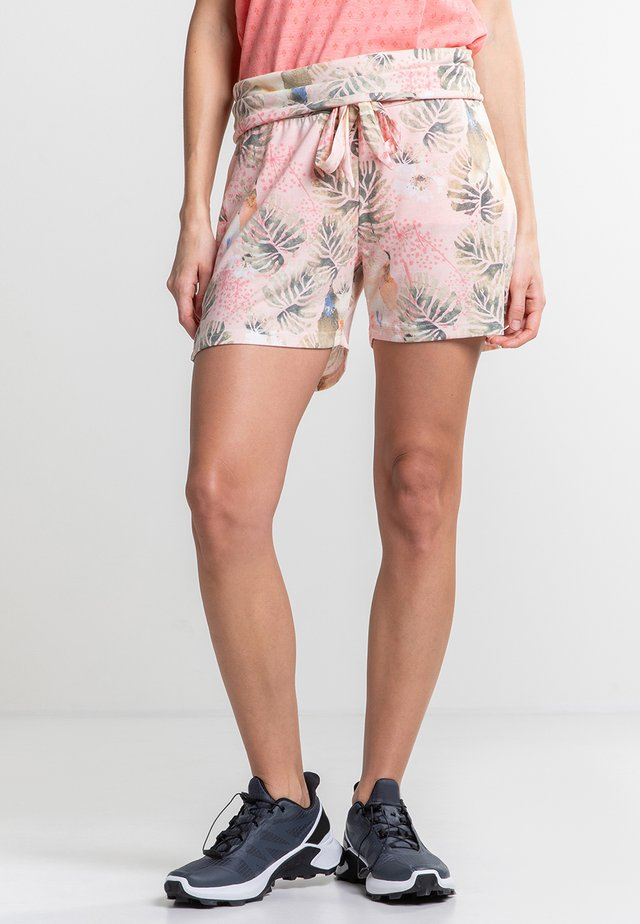 TIBET - Sports shorts - peach