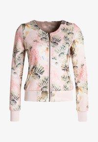 Torstai - TAHAA - Training jacket - peach - 4