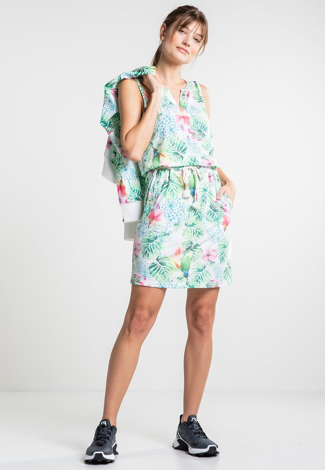 TAHITI - Day dress - multi-coloured