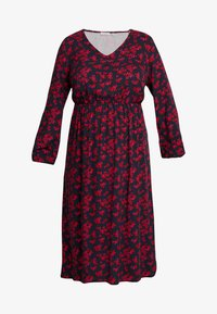 MY TRUE ME TOM TAILOR - Day dress - navy - 4