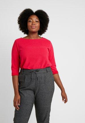 STRUCTURE - Bluzka z długim rękawem - dawn pink