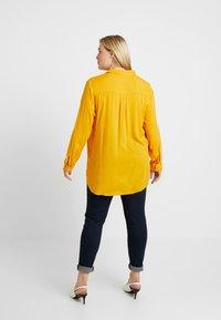 MY TRUE ME TOM TAILOR - Tunika - merigold yellow - 2