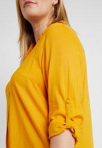 MY TRUE ME TOM TAILOR - Tunika - merigold yellow - 5
