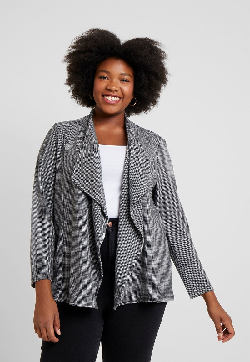 MY TRUE ME TOM TAILOR - Cardigan - grey