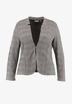 ZIG ZAG - Blazer - grey
