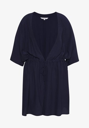 LIGHT KIMONO BLAZER - Blazere - real navy blue