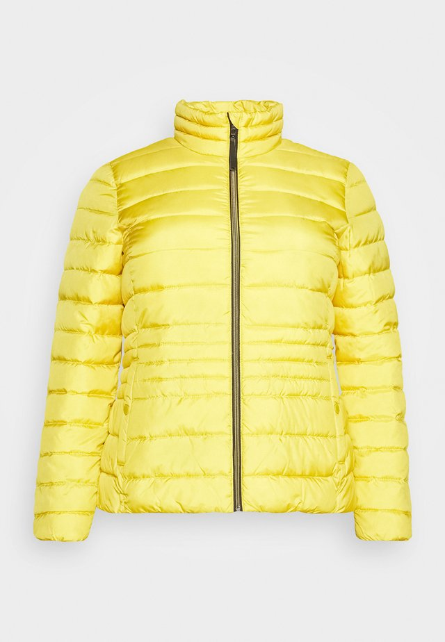 ULTRA LIGHT WEIGHT JACKET - Jas - california sand yellow