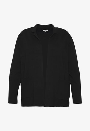 CARDIGAN MILANO - Kardigan - deep black