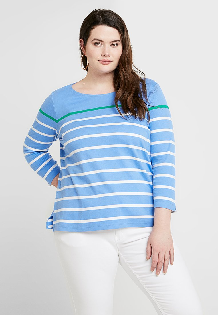 MY TRUE ME TOM TAILOR - Sweatshirt - sea blue