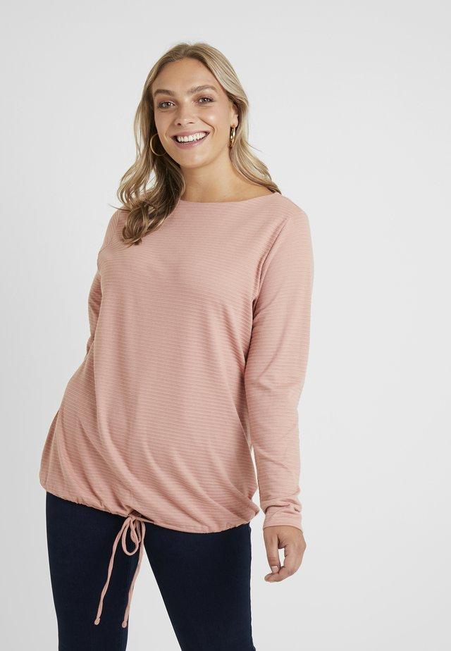 STRUCTURE - Sweatshirts - vintage rose