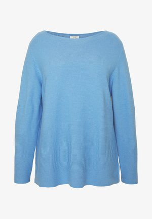OTTOMAN KNIT - Jersey de punto - light blue