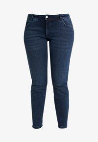 MY TRUE ME TOM TAILOR - Slim fit jeans - stone grey denim - 4
