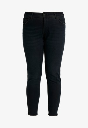 Jeans Skinny Fit - dark stone/black denim