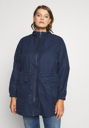 Parka - real navy blue