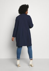 MY TRUE ME TOM TAILOR - EASY COAT - Manteau classique - real navy blue