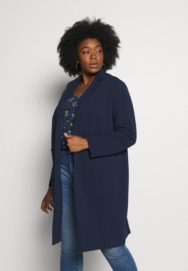 EASY COAT - Kappa / rock - real navy blue