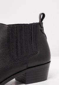 Toral Wide Fit - WIDE FIT - Ankle Boot - black - 2