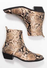 Toral Wide Fit - WIDE FIT  - Classic ankle boots - multicolor - 3