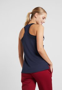 Tommy Sport - GRAPHIC FLAG TANK  - Top - blue - 2