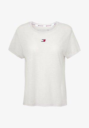 PERFORMANCE - Print T-shirt - grey
