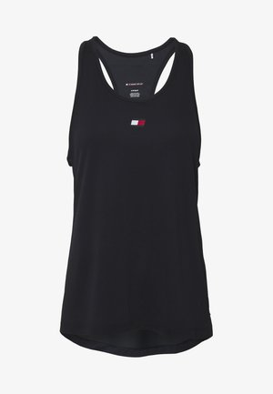 PERFORMANCE TANK TOP - Sportshirt - blue