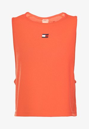 PERFORMANCE TANK  - Sports shirt - orange