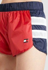 Tommy Sport - SHORT  - Pantalón corto de deporte - red - 4