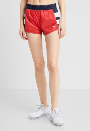 SHORT  - Sports shorts - red