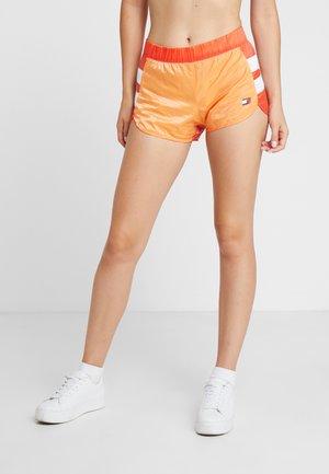 SHORT  - Sports shorts - orange