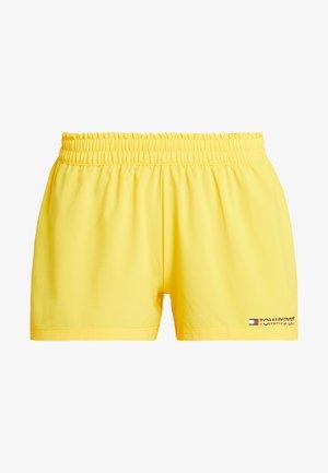 SHORT - Korte broeken - yellow