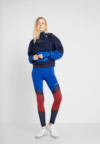Tommy Sport - BLOCKED FULL LENGTH - Collants - blue - 1
