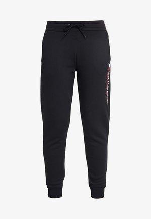 BIG LOGO - Pantalon de survêtement - black