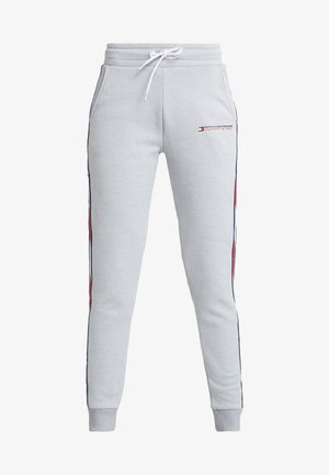JOGGER WITH TAPE - Pantalon de survêtement - grey
