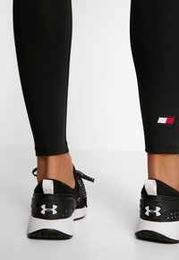Tommy Sport - LEGGING FULL LENGTH - Legging - black - 3