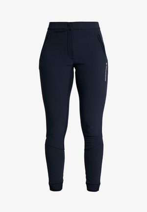 TRAINING TAPERED PANT REFLECTIVE - Trainingsbroek - blue