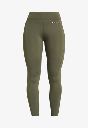 LEGGING 7/8 - Leggings - green