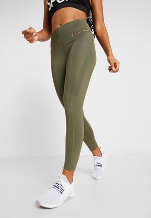 LEGGING 7/8 - Legging - green