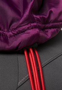 Tommy Sport - SHERPA LINED BLOCKED JACKET - Training jacket - purple - 5