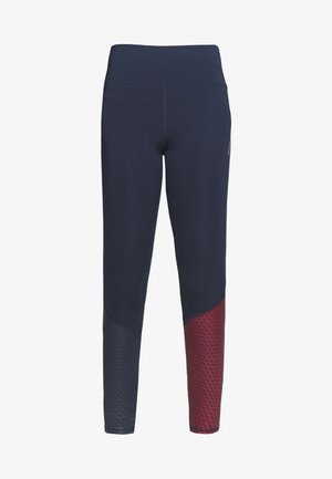 GLOW HIGHWAIST LEGGING - Legging - blue
