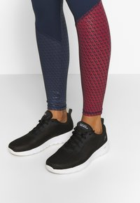 Tommy Sport - GLOW HIGHWAIST LEGGING - Legging - blue - 3