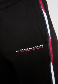 Tommy Sport - PANTS WITH FAST TAPE - Joggebukse - black - 5
